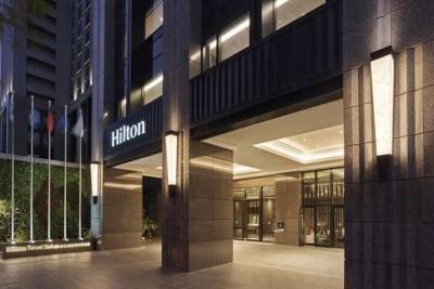 Hilton Taipei Sinban Enter