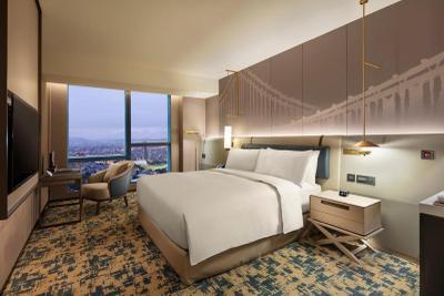 Hilton Taipei Sinban Room